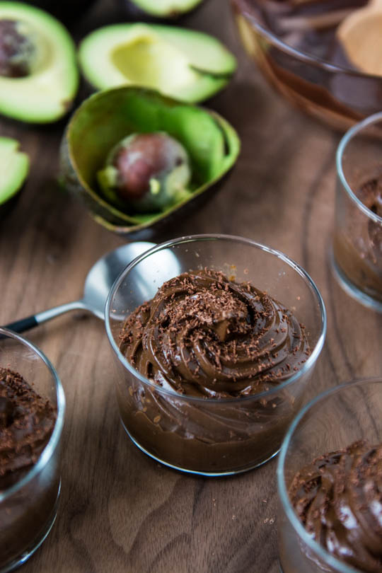 how to make dark chocolate mousse
