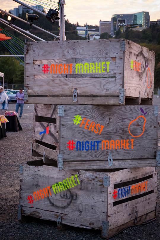 Feast PDX Night Market   Scaling Back