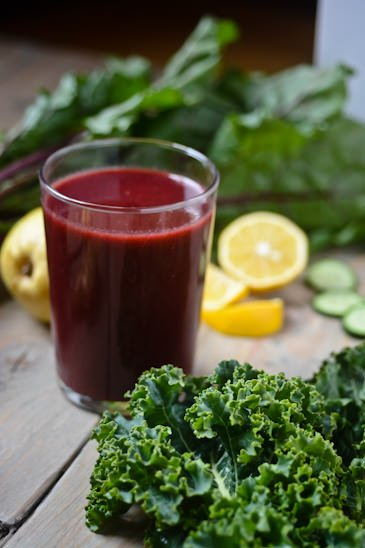 Ultimate beet detox juice.  30 days, 30 dishes. - Scaling Back