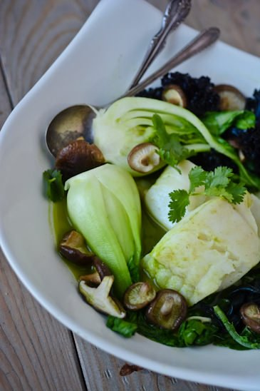 green coconut water curry - Day 24 of my 30 day challenge - Scaling Back