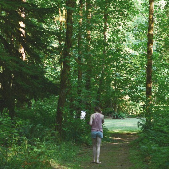 a trip to summer camp - www.scalingbackblog.com