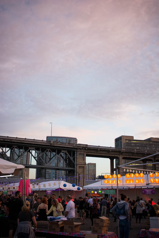 Feast PDX Night Market | Scaling Back