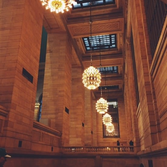 Exploring New York   Scaling Back