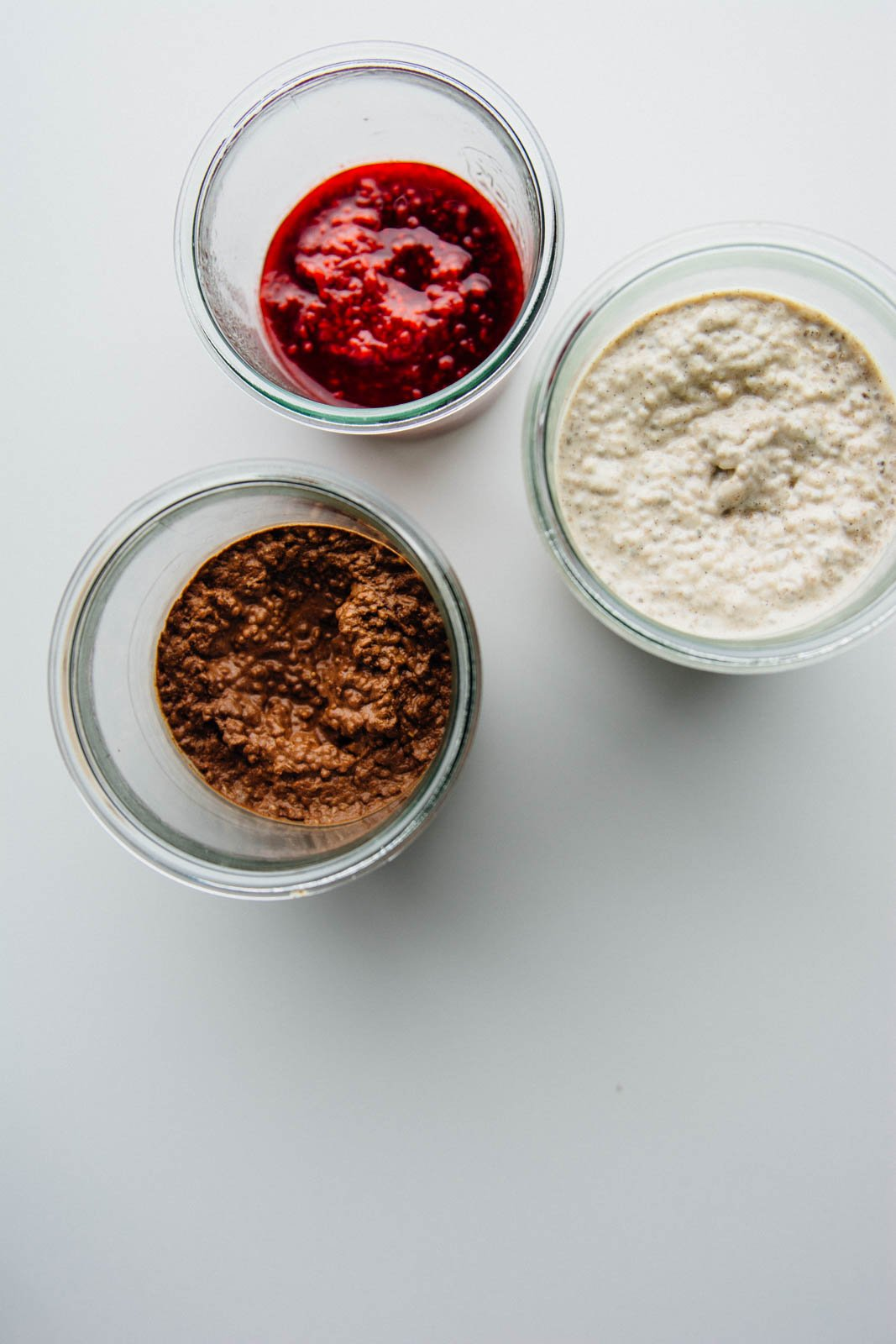 Chia Seed Pudding, 3 ways {New Year Reset Day 8} | www.scalingbackblog.com